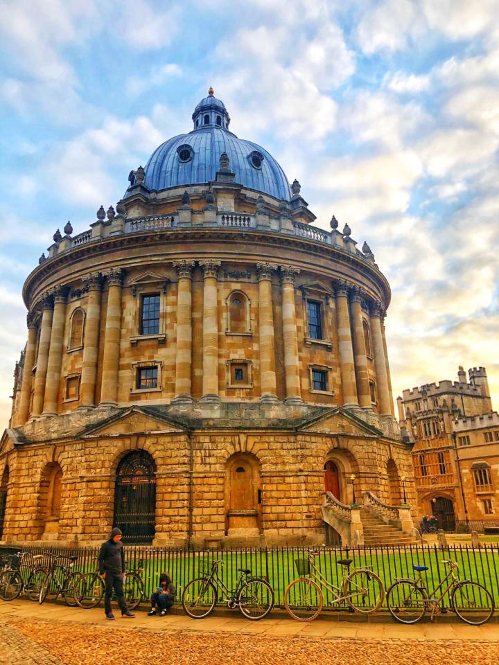 Why moving to Oxford?